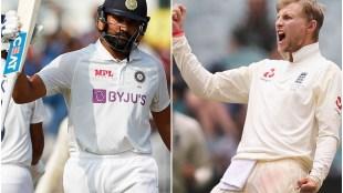 Rohit Sharma Joe Root Batting Records ICC Ind vs Eng