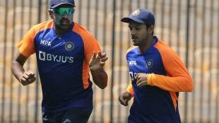 Team India Training Session IND vs ENG Snapshot