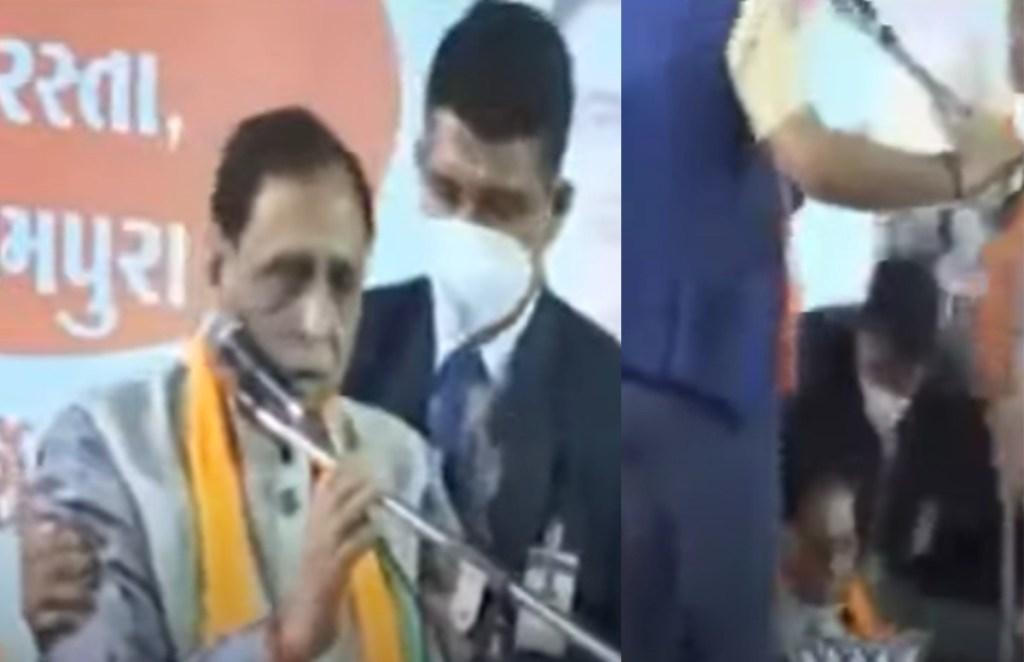 Vijay Rupani, BJP, Gujarat
