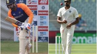 Virat Kohli Ravichandran Ashwin India vs England Motera Stadium Pink Ball Test