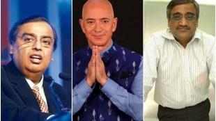 Amazon, Future Group, mukesh ambani, ril