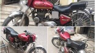 second hand bullet, Royal Enfield Bullet, second hand bullet price
