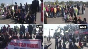 Farmers Protest Today Live News