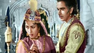 madhubala, dilip kumar, madhubala love story