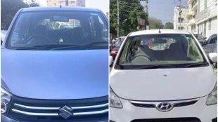 Hyundai i10 Magna, Maruti Suzuki Celerio,