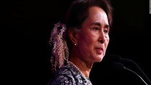 Myanmar, Suu Kyi arrest