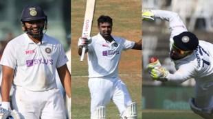 ICC Rankings, ICC Test Player Rankings, Ashwin, Rohit sharma, Rishabh pant