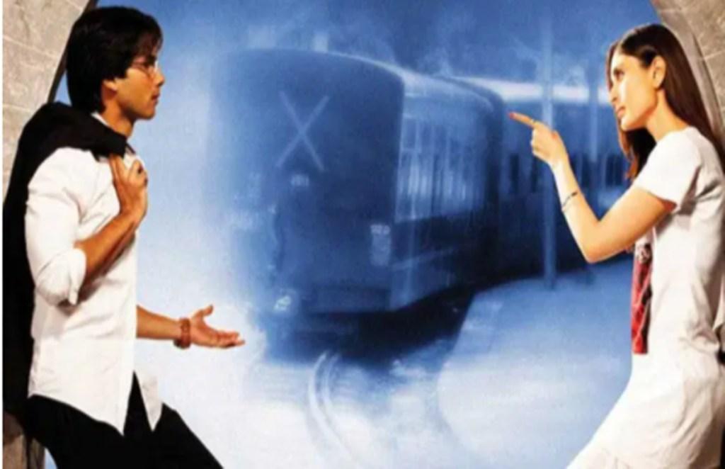 kareena kapoor, shahid kapoor, shahid kareena love story