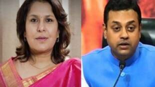 sambit patra, supriya shrinate, bengal assembly election 2021