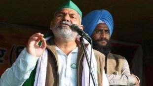 rakesh tikait, kisan mahapanchayat, farmers protest