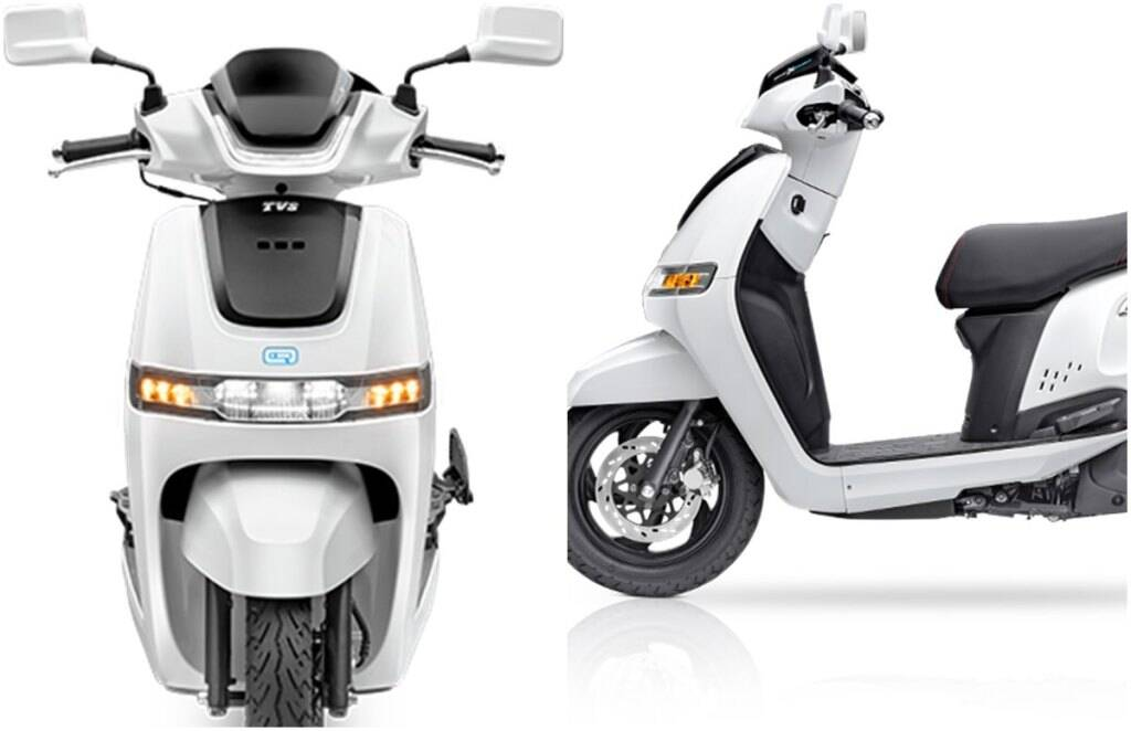 Tvs Motor, Tvs Motor Introduced Electric Scooter, scooter price