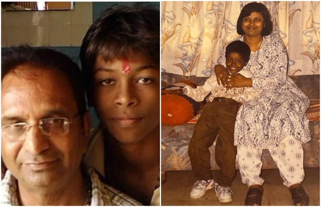 Hardik Pandya Childhood Himanshu Pandya Father Mother