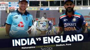 IND vs ENG 3rd ODI Playing 11 LIVE