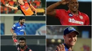 Jason Behrendorff Isuru Udana Mohit Sharma Sheldon Cottrell Billy Stanlake IPL 2021