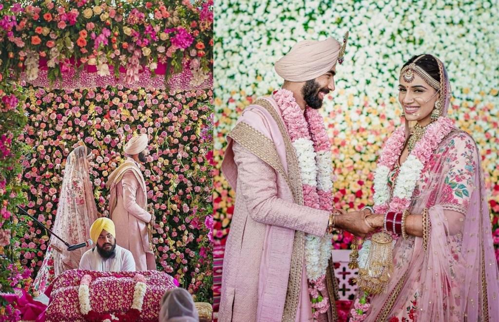 Jasprit Bumrah Marriage, Sanjana Ganeshan, Goa