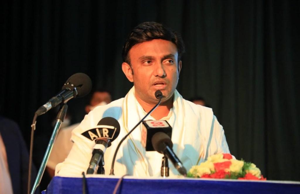 K Sudhakar Reddy