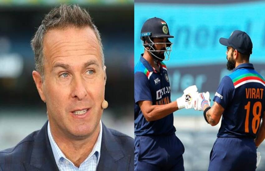 Michael Vaughan, Indian cricket team, virat kohli