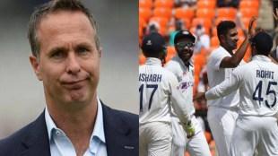 Michael Vaughan, India vs England