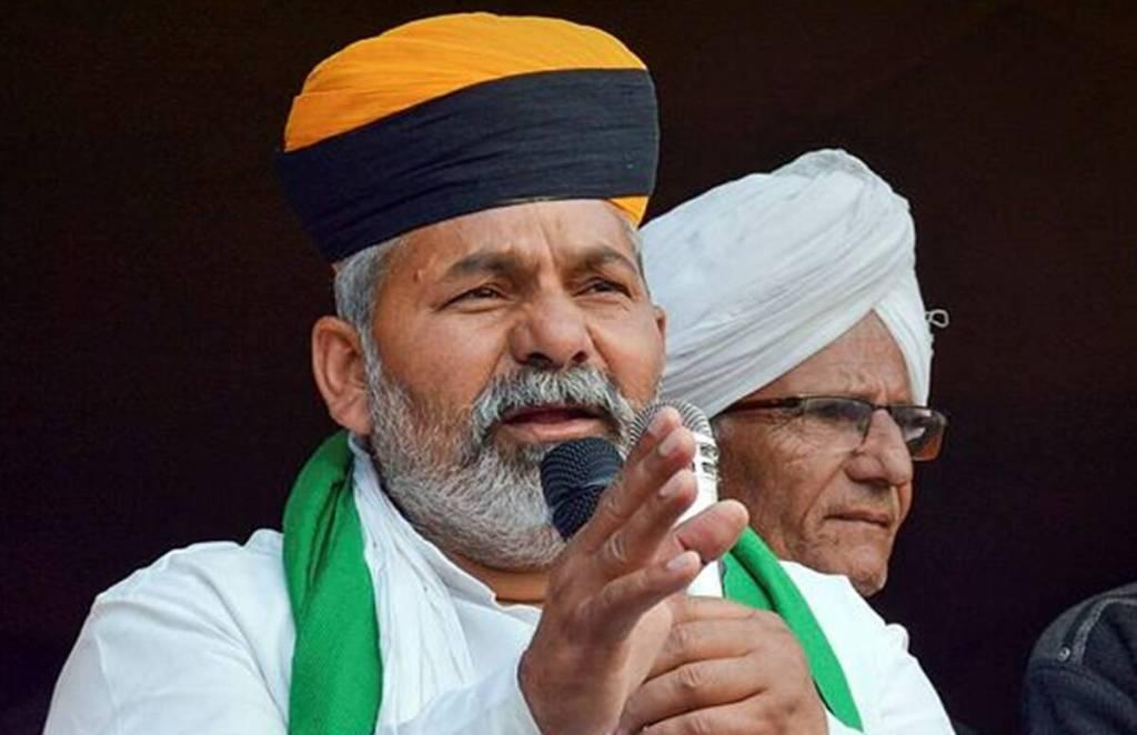 farmers protest, rakesh tikait, MSP, modi governmet, BJP, BKU, farm bill, jansatta