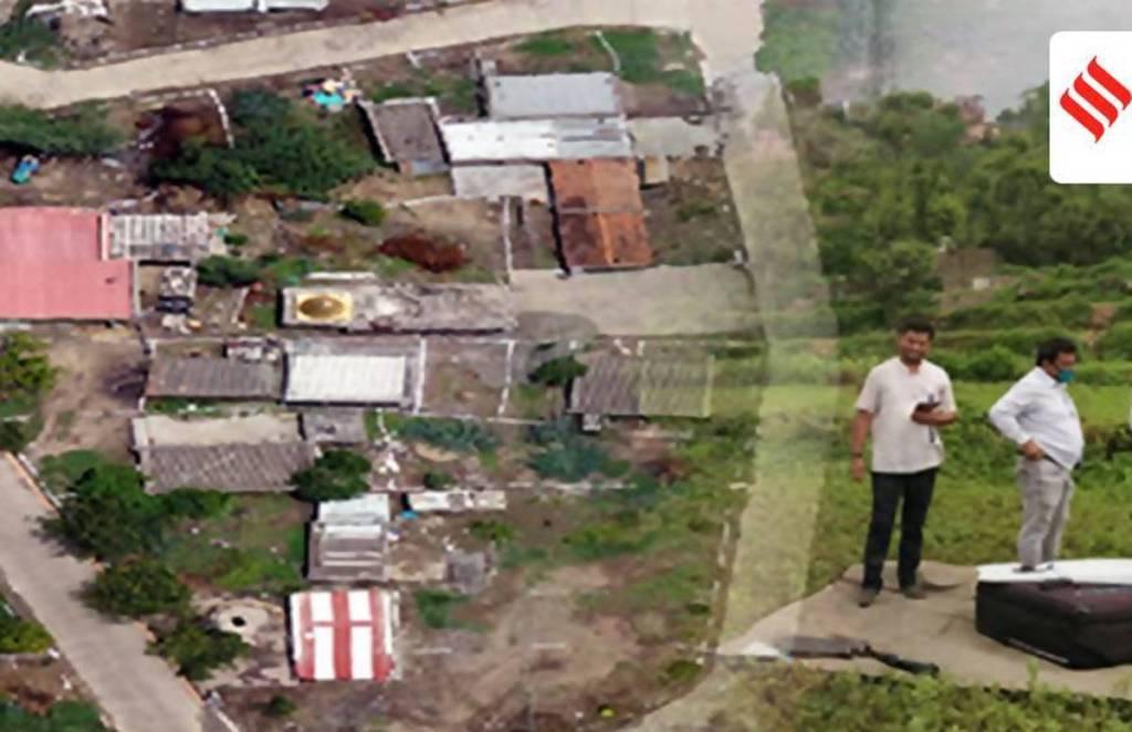 Swamitva scheme, land mapping