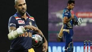 India vs England, Shikhar Dhawan