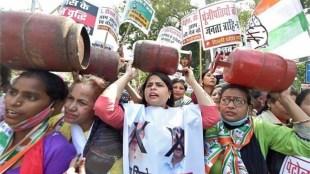 congress , lpg price , delhi