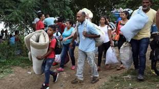 Clash in Venezuela