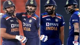 Virat Kholi Rohit Sharma India vs England Renew Friendship