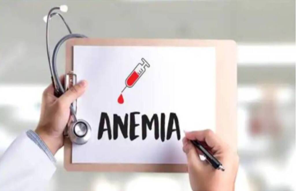anemia, anemia symptoms, health