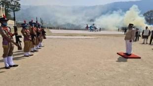 BJP, Uttarakhand, Guard of Honor