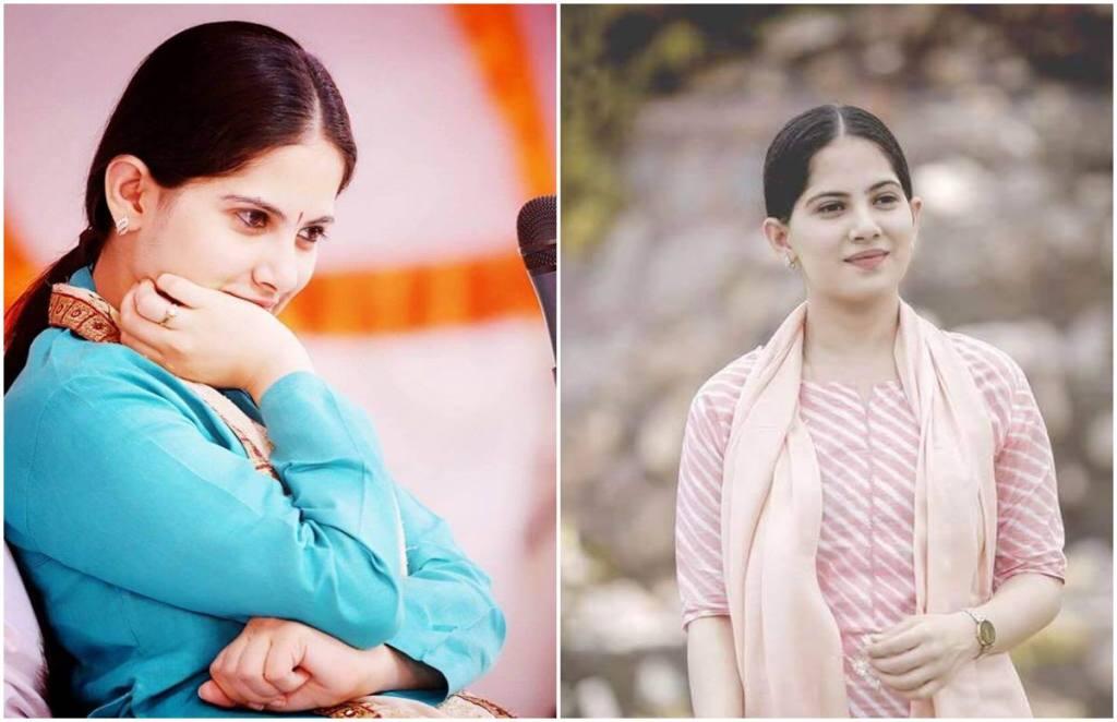 jaya kishori, जया किशोरी, jaya kishori marriage, jaya kishori on politics, jaya kishori age