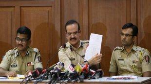 Ambani Bomb Scare case, Mumbai Police, Param Bir Singh