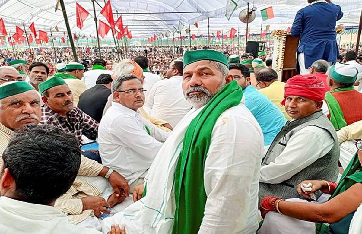 अब कर्नाटक पहुंचे राकेश टिकैत, उपचुनाव में भाजपा का नुकसान कराना मकसद? - Jansatta