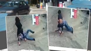 USA, Atlanta, Car Stealing