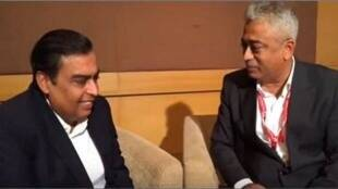 Mukesh Ambani,Rajdeep Sardesai,reliance
