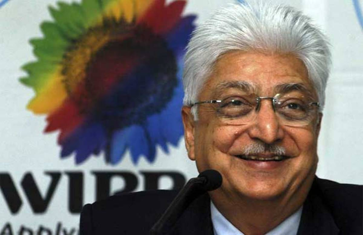 Country's third largest IT company Wipro created history, made investors rich in one year