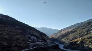 Uttarakhand, Avalanche