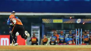 hardik pandya, mumbai indians, ranout, Mystery girl kavya maran, SRH Kavya Maran, IPL, IPL 2021, indian premier league, SRH vs MI, mumbai indian, sports news, jansatta