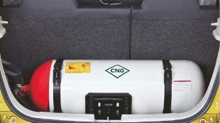CNG cars Alto WagonR Santro Ertiga S Presso