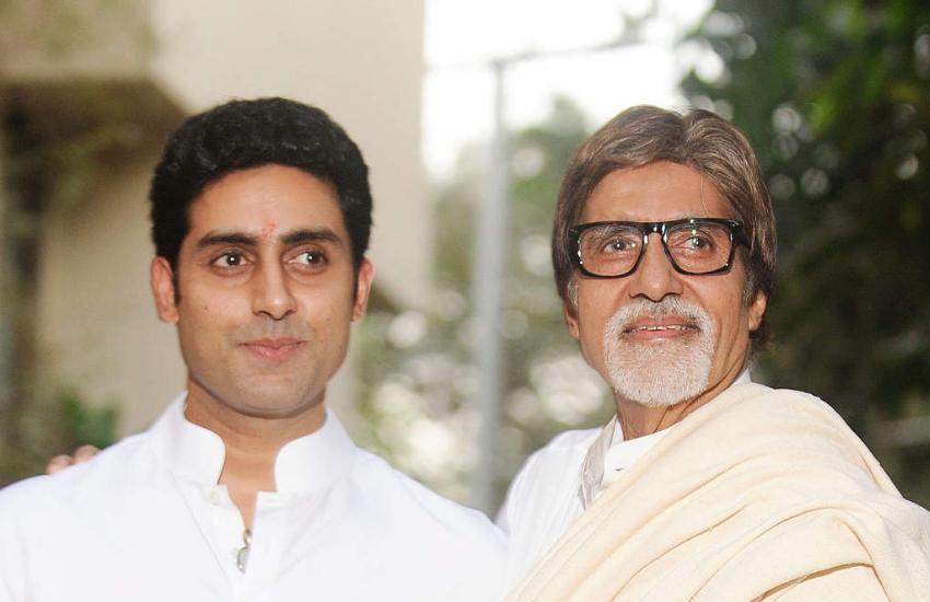 Abhishek Bachchan, Archana Puran Singh, Amitabh Bachchan