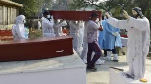 Coronavirus, COVID-19 Deaths, National News