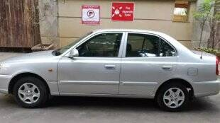 Hyundai Accent in 40 thousand