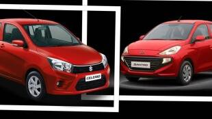 Maruti Celerio vs Hyundai Santro Know which car is best in price mileage and features Know here