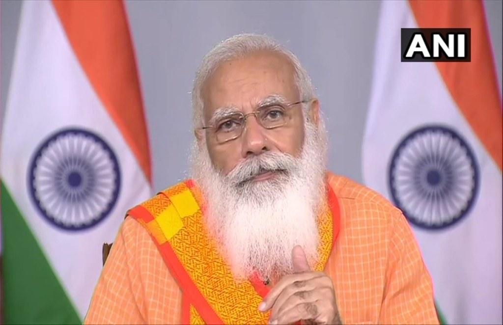 PM Narendra Modi, Varanasi