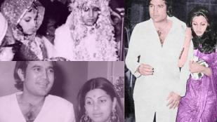 Rajesh Khanna, Dimple Kapadia, Rajesh-Dimple Relations