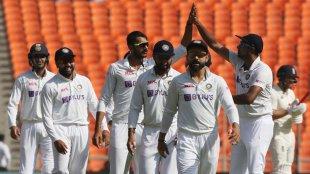 Team India retain top spot in ICC Test Rankings
