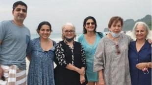 Asha Parekh, Waheeda Rehman, Helen