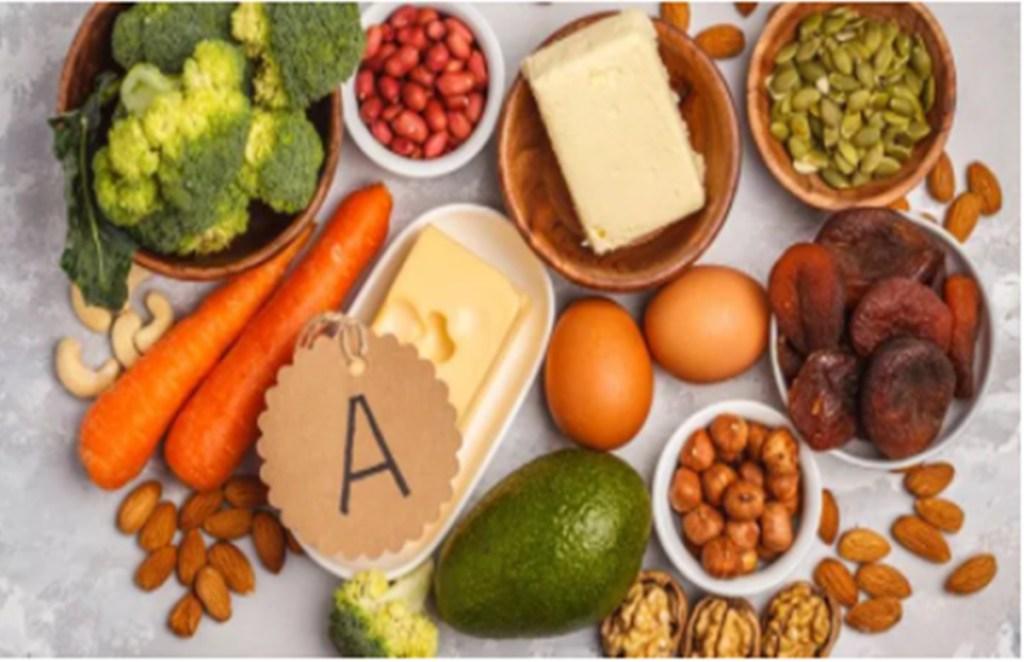 vitamin A, vitamin A Food, lifestyle