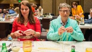 Bill Gates, Melinda