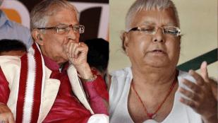 Lalu Prasad Yadav, Lalu Parliament Speech, Murali Manohar Joshi
